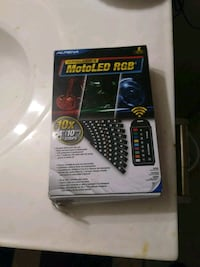 Alpena motorcycle LED kit never used still in box