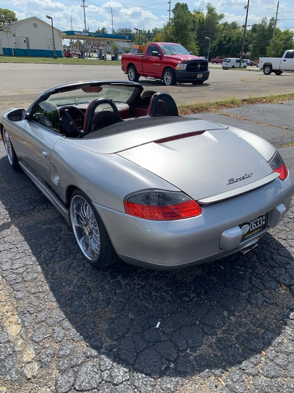 Porsche - Boxster - 1998 FIRM ON PRICE 1