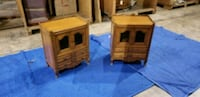 Pair of John Widdicomb antique nightstands  Manassas, 20110