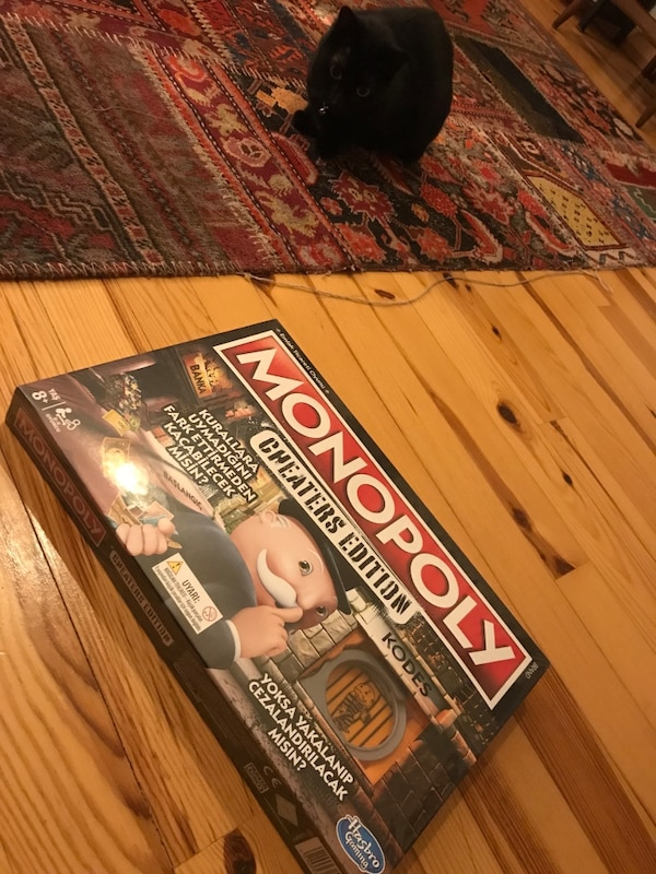 Monopoly Cheaters Edition 1