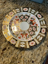 Royal Crown Derby Imari diner plates Toronto, M1N 2Z5