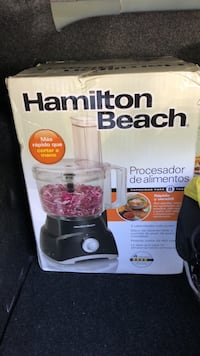 Hamilton Beach food processor box Springfield, 22151