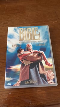 La Bible DVD cas Tours, 37000