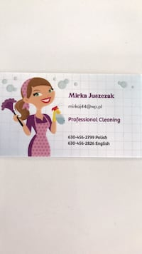 Cleaning services  Norridge