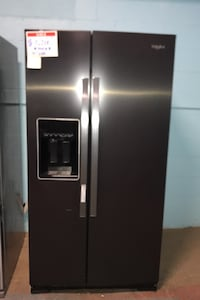 """New stainless 36"""" side by side fridge (27""""counter dept) Reisterstown, 21136"""