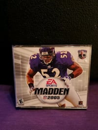 2005 Madden EA sports