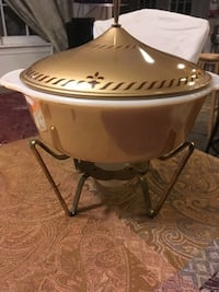 Fire king chafing dish Merrimack, 03054