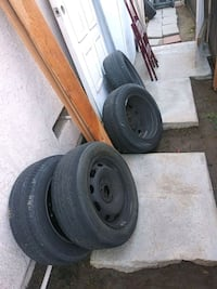 4 auto wheel with tires Perris, 92570