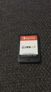 Cartuccia switch nintendo fifa 18