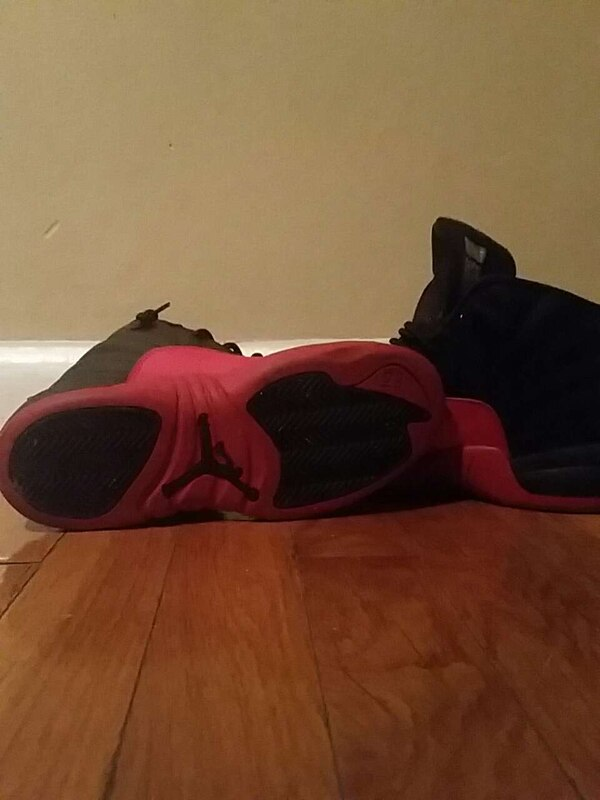 7e5f573576b2 Used flu game air jordan 12 for sale in New Jersey - letgo