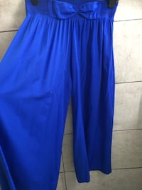 Blue pants skirt one size  Bromley, BR1 5NH