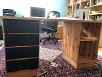 Wood desk Chevy Chase Village, 20815