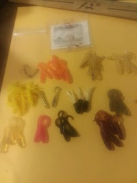 Locked out of crappie jig lures Palisade, 81526