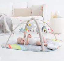 Baby Silver Lining Cloud Activity Gym