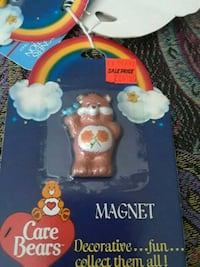 Care Bears Friend Bear Magnet