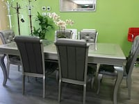 Fornal Dining set 7pc. financing avail