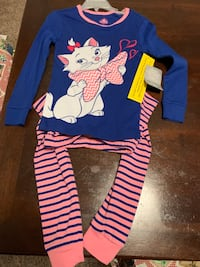 Disney outfit size 2 Baltimore, 21234