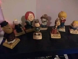 Antique little figures