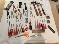 Assorted tool lot (everything pictured!) Des Plaines, 60016