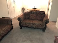 Couch, Loveseat, end table 837 mi