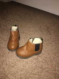 Toddler Boots Indian Head, 20640
