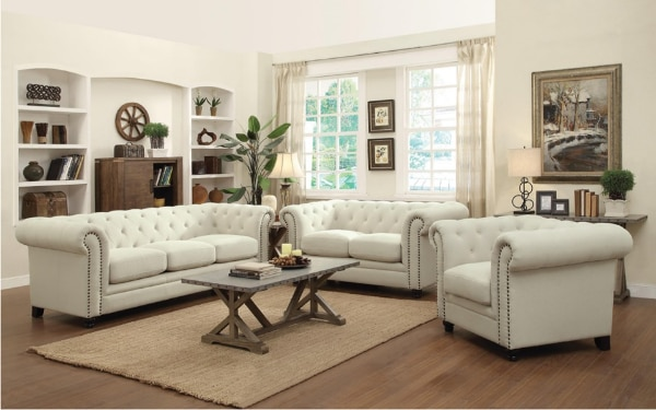 $$$ SUPER SALE FOR VICTORIA DAY $$$ Brand New Traditional Sofa set 2pcs $$$ SPECIAL WEEKEND $$$