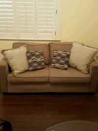 Pull out sofa bed with brand new mattress  Richmond, V6W 1B6