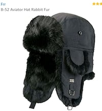 New Rabbit Fur Hat 547 km