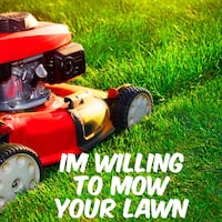 Lawn mowing and car wash Waterloo