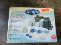 white and blue Lansinoh breast pump box Bell Gardens, 90201