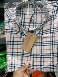 Burberry button downs shirts Queens, 11356