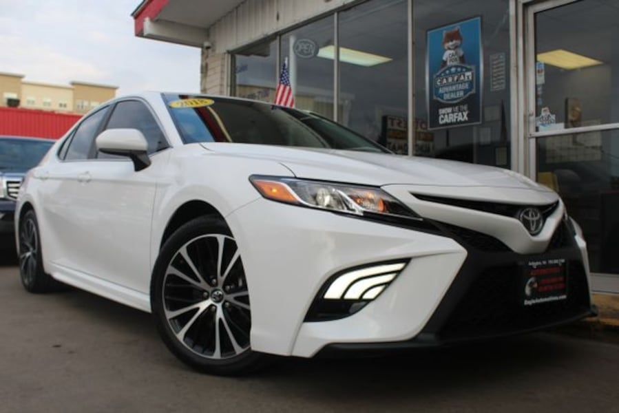 2018 Toyota Camry for sale 877b4438-037d-43aa-ad2c-4a0306cdc54a
