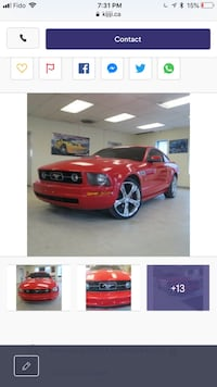 2007 Ford Mustang Richmond Hill