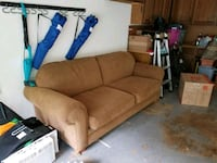 Free couch to first person who can pick it up McLean, 22102