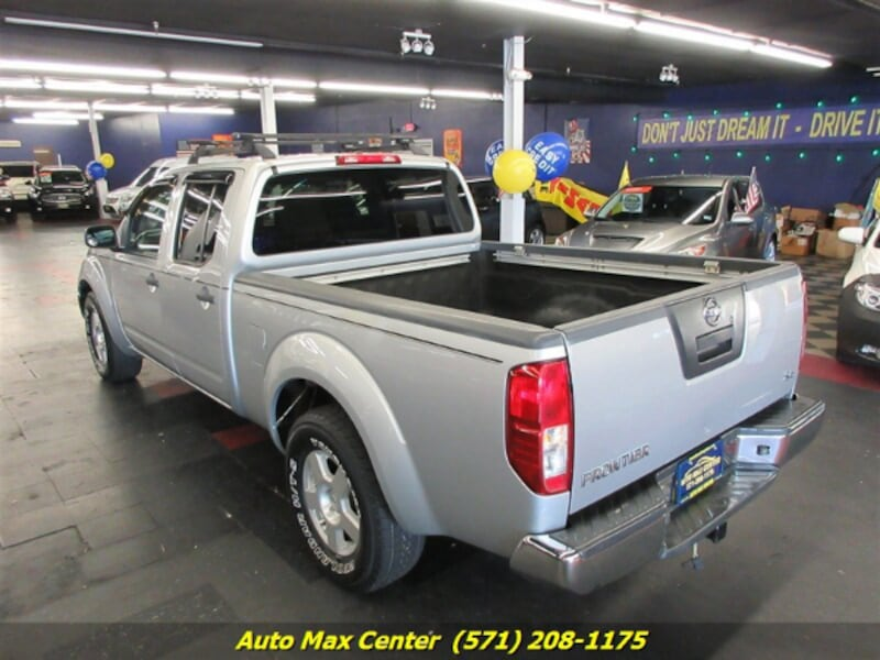 2007 Nissan Frontier SE - Manual Transmission 4