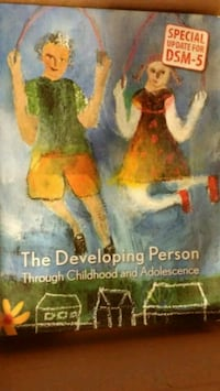 The Developing Person book Santa Maria, 93458