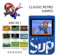 400 Game Console - SUP Brand