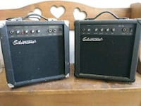 black and gray guitar amplifier San Antonio, 78261