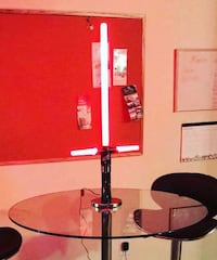 Kylo Ren's Lightsaber Lamp Grand Blanc, 48439