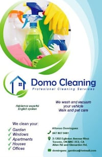 General cleaning services