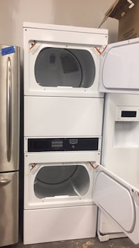 Industrial gas dryer new scratch and dent Maytag Bowie, 20715
