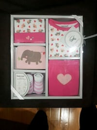 Baby girl gift set Vaughan, L6A 3M6