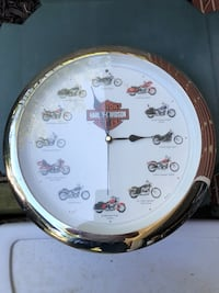 Harley Davidson Battery Operated Wall Clock Fort Washington, 20744