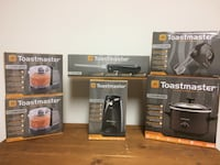 Toastmaster kitchen appliances Winchester, 22602