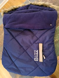 Car seat and stroller winter cover