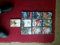 assorted Sony PS3 game cases Stephens City, 22655