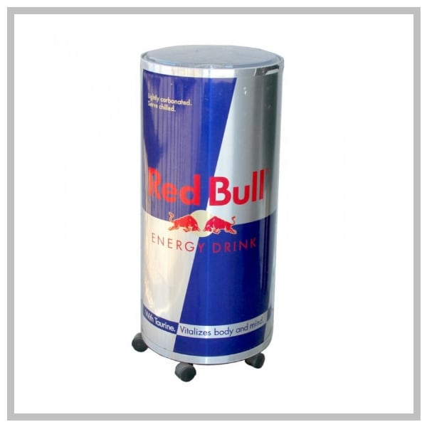 Red Bull Can Cooler