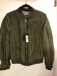 Aritzia Mackage Bomber Jacket Size Small
