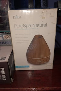 Pure spa natural aroma oil diffuser  Toronto