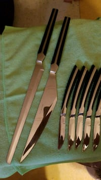 Vintage knife set Edinburg, 78542